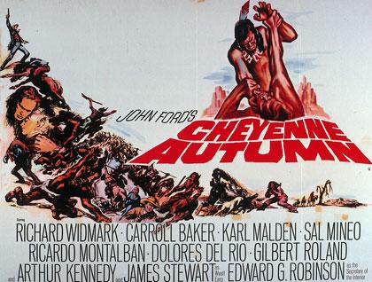Film Review: Cheyenne Autumn