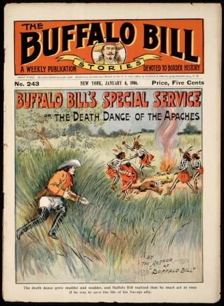 William Cody: the man behind Buffalo Bill's Circus