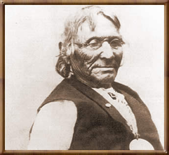 Par-roowah Sermehno, Ten Bears, Yampahreekuh, Comanche signatory of the Treaty of Medicine Lodge Creek 1867